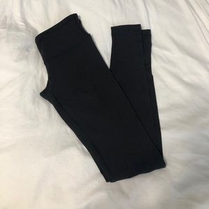 midrise lululemon leggings